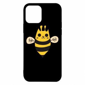 Etui na iPhone 12/12 Pro Cute bee smile