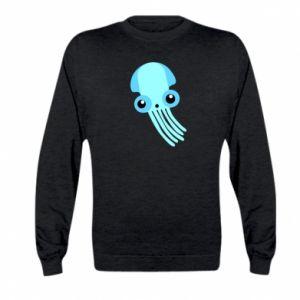 Bluza dziecięca Cute blue jellyfish