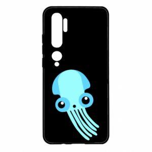 Etui na Xiaomi Mi Note 10 Cute blue jellyfish