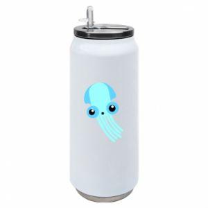 Puszka termiczna Cute blue jellyfish