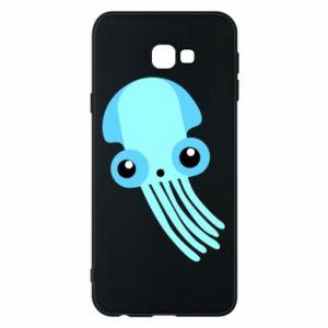 Etui na Samsung J4 Plus 2018 Cute blue jellyfish