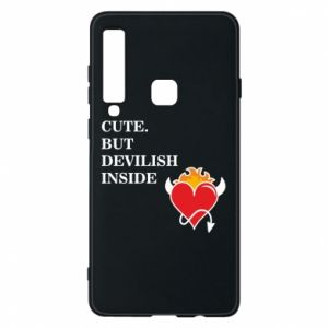 Etui na Samsung A9 2018 Cute but devilish inside