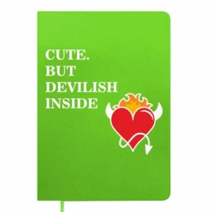 Notes Cute but devilish inside