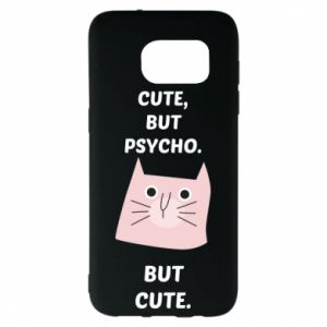 Samsung S7 EDGE Case Cute but psycho but cute