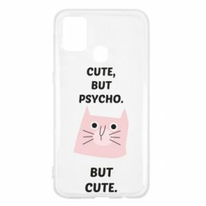 Samsung M31 Case Cute but psycho but cute