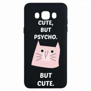 Samsung J7 2016 Case Cute but psycho but cute
