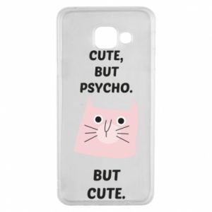 Samsung A3 2016 Case Cute but psycho but cute