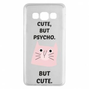 Samsung A3 2015 Case Cute but psycho but cute