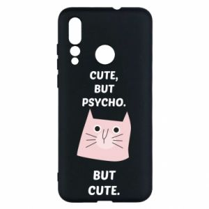 Huawei Nova 4 Case Cute but psycho but cute