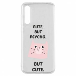 Huawei P20 Pro Case Cute but psycho but cute