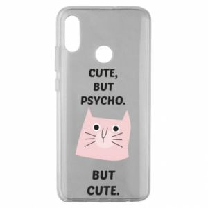 Huawei Honor 10 Lite Case Cute but psycho but cute