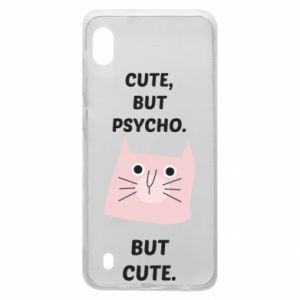 Samsung A10 Case Cute but psycho but cute