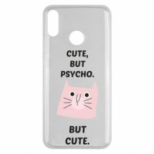 Huawei Y9 2019 Case Cute but psycho but cute