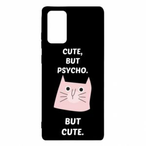 Samsung Note 20 Case Cute but psycho but cute