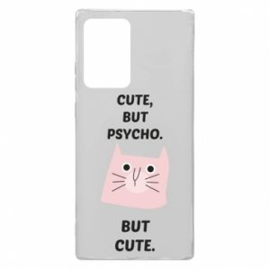 Samsung Note 20 Ultra Case Cute but psycho but cute
