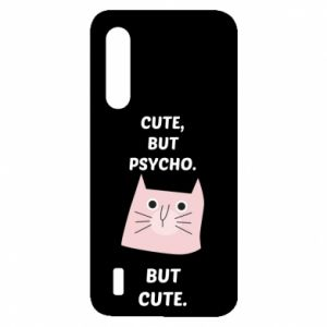 Xiaomi Mi9 Lite Case Cute but psycho but cute