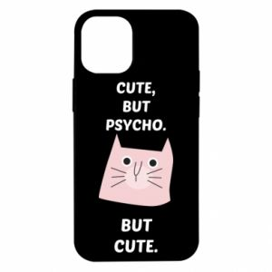 iPhone 12 Mini Case Cute but psycho but cute