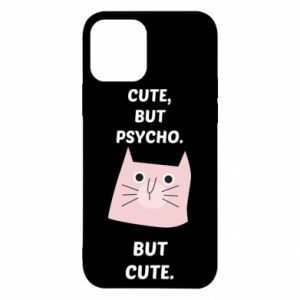 iPhone 12/12 Pro Case Cute but psycho but cute