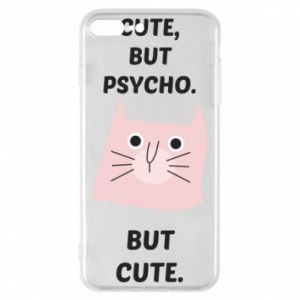 iPhone 8 Plus Case Cute but psycho but cute