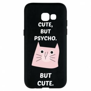 Samsung A5 2017 Case Cute but psycho but cute