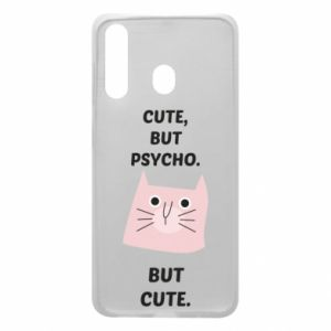 Samsung A60 Case Cute but psycho but cute