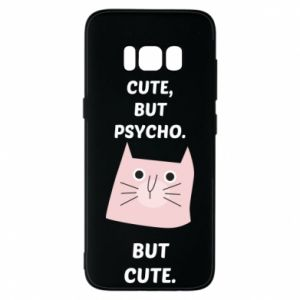 Samsung S8 Case Cute but psycho but cute