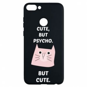 Huawei P Smart Case Cute but psycho but cute