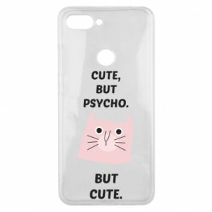Xiaomi Mi8 Lite Case Cute but psycho but cute