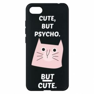 Xiaomi Redmi 6A Case Cute but psycho but cute