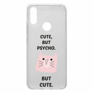 Xiaomi Redmi 7 Case Cute but psycho but cute