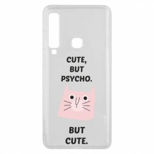 Samsung A9 2018 Case Cute but psycho but cute