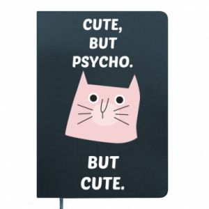 Notepad Cute but psycho but cute