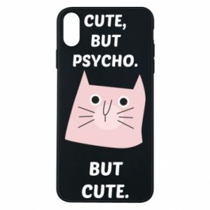 iPhone Xs Max Case Cute but psycho but cute