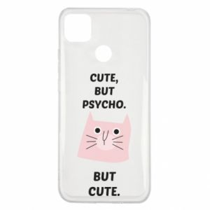 Xiaomi Redmi 9c Case Cute but psycho but cute