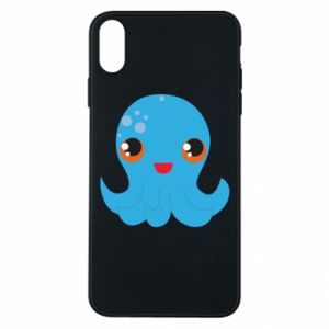Phone case for iPhone Xs Max Cute jellyfish