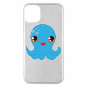Phone case for iPhone 11 Pro Cute jellyfish