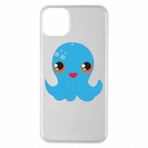 Phone case for iPhone 11 Pro Max Cute jellyfish