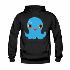 Bluza z kapturem dziecięca Cute jellyfish