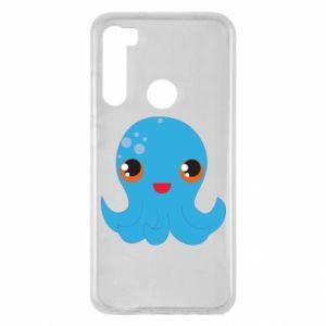 Etui na Xiaomi Redmi Note 8 Cute jellyfish