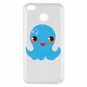 Etui na Xiaomi Redmi 4X Cute jellyfish