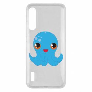 Etui na Xiaomi Mi A3 Cute jellyfish