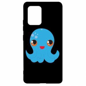 Etui na Samsung S10 Lite Cute jellyfish