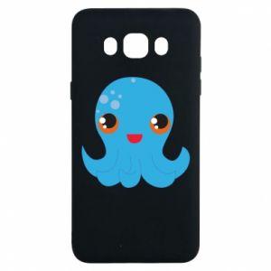 Etui na Samsung J7 2016 Cute jellyfish