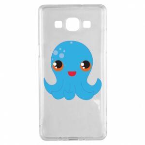Etui na Samsung A5 2015 Cute jellyfish