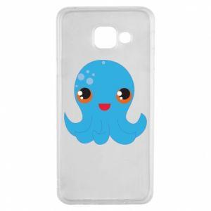 Etui na Samsung A3 2016 Cute jellyfish