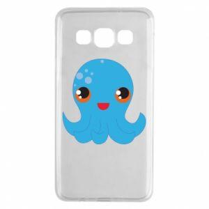Etui na Samsung A3 2015 Cute jellyfish