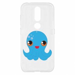 Etui na Nokia 4.2 Cute jellyfish