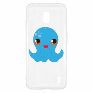 Etui na Nokia 2.2 Cute jellyfish