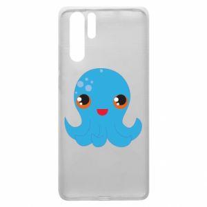 Etui na Huawei P30 Pro Cute jellyfish