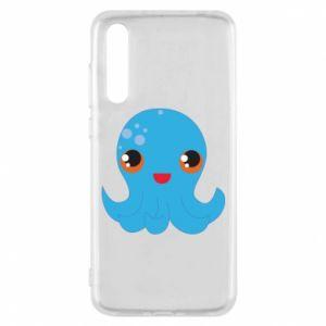 Etui na Huawei P20 Pro Cute jellyfish